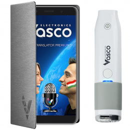 Vasco Translator Premium 5″ Avec Scanner